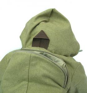 Zippered Backpack