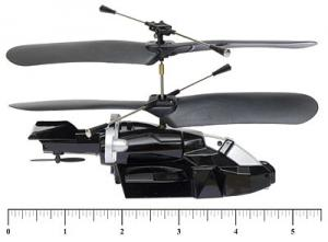 Smallest 3-channel copter