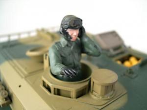 Tank Dude, Ammo In Background